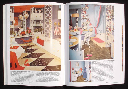 Inspiring Interiors-rooms from the book