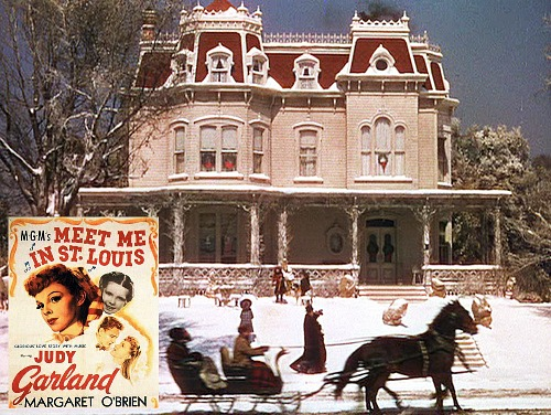 Meet Me in St. Louis movie house Judy Garland