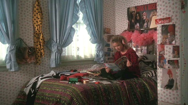 National Lampoon's Christmas Vacation Audrey's bedroom