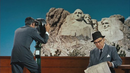Cary Grant-Mt. Rushmore