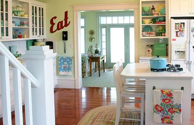Meadowbrook Farm Vintage kitchen