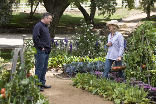 Meryl Streep-Jane's garden