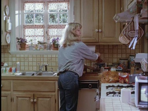 Mr. Mom kitchen-Teri Garr