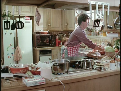 Mr. Mom kitchen-island