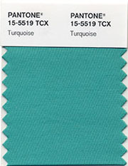 Pantone-Color of 2010-Turquoise