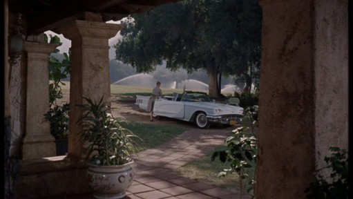 Parent Trap Ranch exterior-car