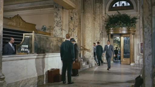 Plaza Hotel lobby