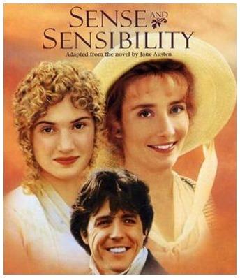 Sense and Sensibility DVD