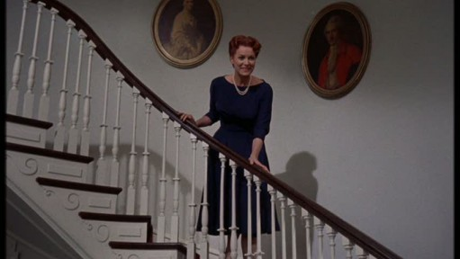 townhouse-Maureen O'Hara staircase