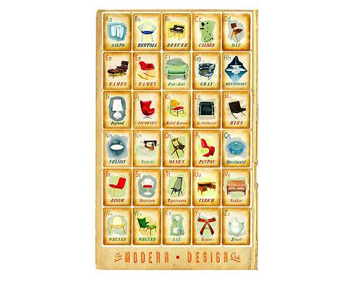 Century Finds-moderndesigndeck poster