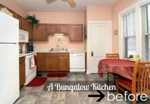 Chelsea and Kiel's Farm Fresh-Bungalow-kitchen-BEFORE