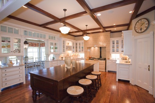 Derek's Gothic Revival Kitchen