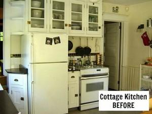 Jennifer's Cottage Kitchen Before