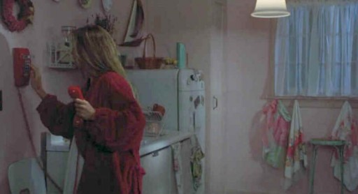 Meg Ryan's kitchen-phone