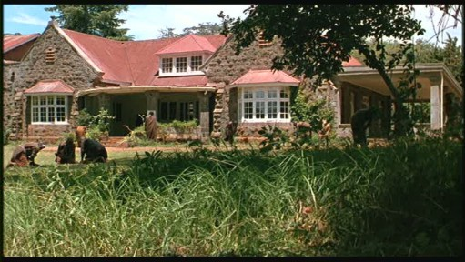Out of Africa-Karen's house main