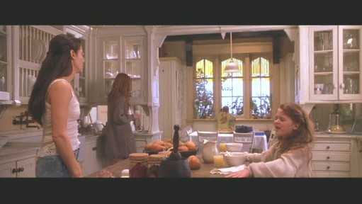Practical Magic movie kitchen