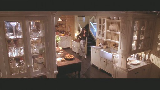 Practical Magic movie kitchen-overhead