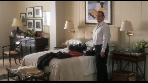 Something's Gotta Give-Harry's bedroom