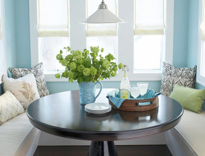 kitchen nook makeover Better Homes and Gardens