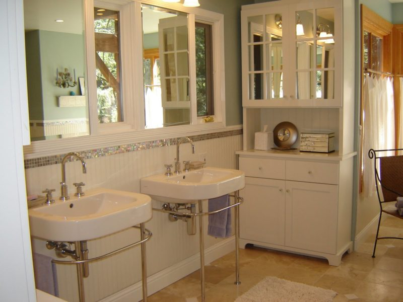 new sink area-master bath large