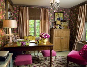 Country Living-Home office