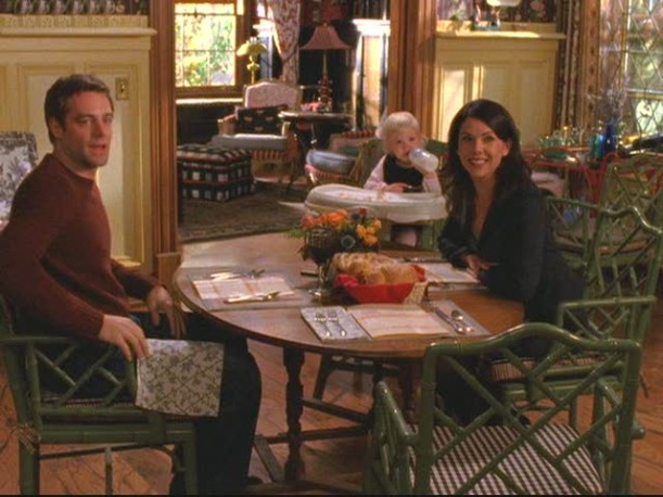 "Gilmore Girls "" Dragonfly Inn and Scenes from Stars Hollow ... 5c14451197c0"