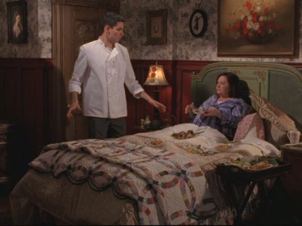 Dragonfly Inn-guest room-Sookie