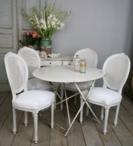 Heather Bullard-oval dining chairs