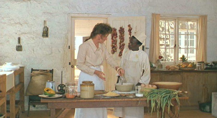 Karen Blixen's Farm House in Out of Africa