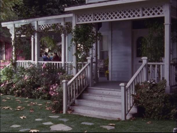 Lorelai's front porch