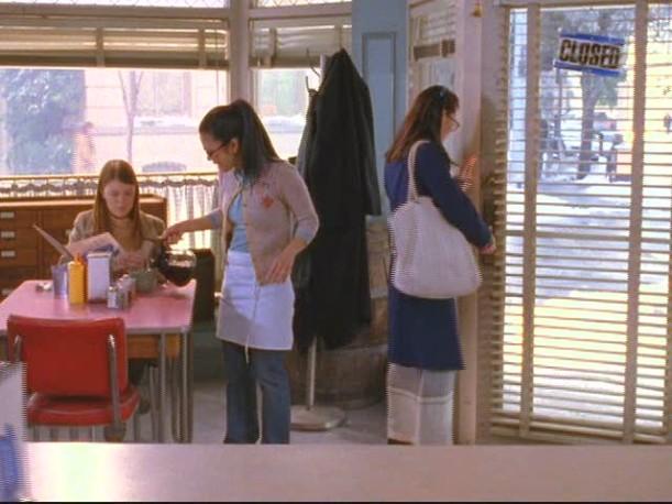 Luke's diner 1