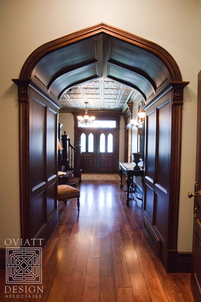 New House Old Style Gothic Revival Oviatt Design