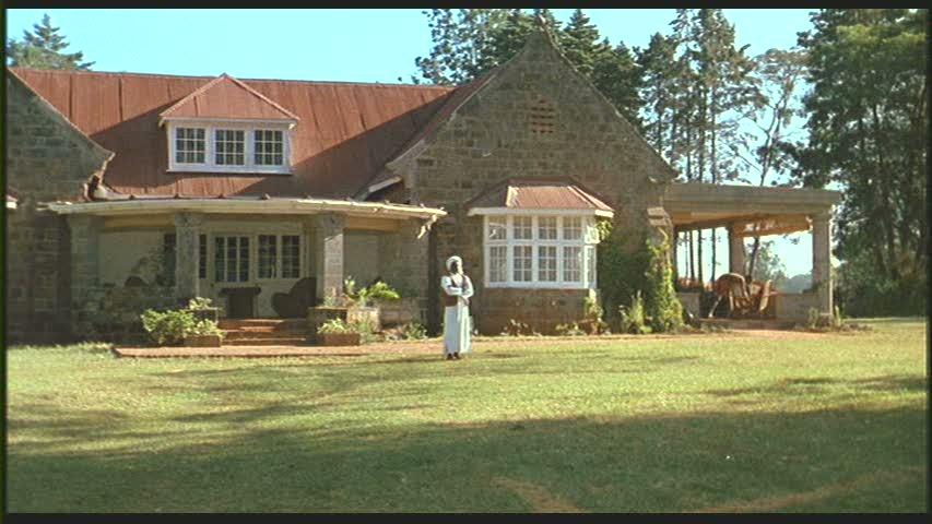 Out of Africa-Karen Blixen's house exterior
