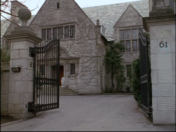 Richard and Emily Gilmore's house