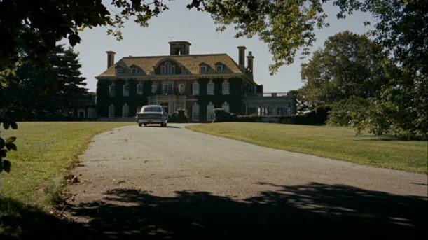 Townsend estate exterior