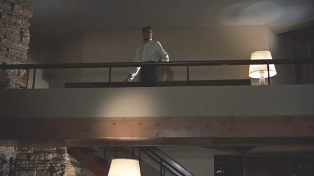 Van Damm house-balcony