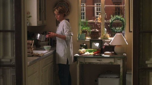 You've Got Mail-Meg Ryan's kitchen