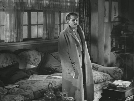 Rebecca Taking A Closer Look At Manderley In The 1939 Film