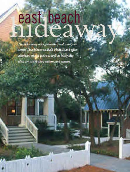 Coastal Living Idea House 2002 article