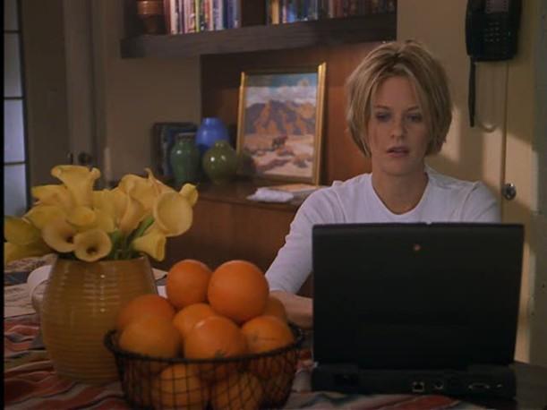 Eve's computer desk