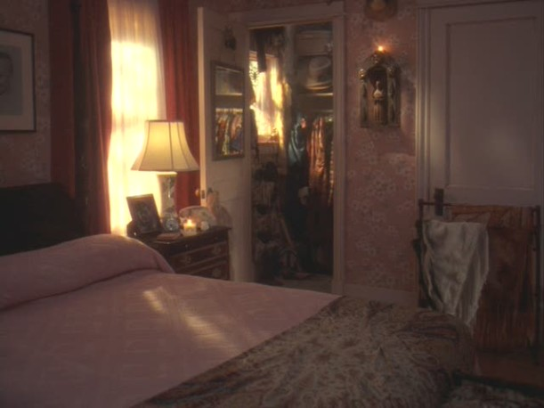Gena Rowlands bedroom 2