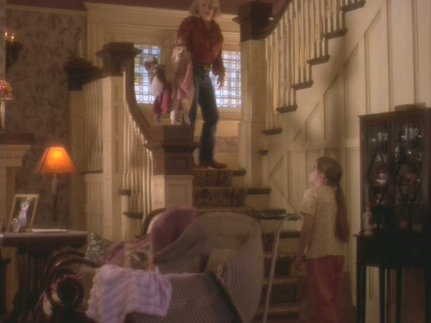 Hope Floats-staircase