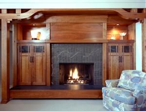 Jaeger & Ernst fireplace