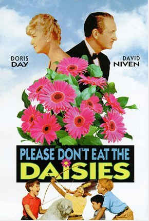Please Don't Eat the Daisies 1960-movie poster