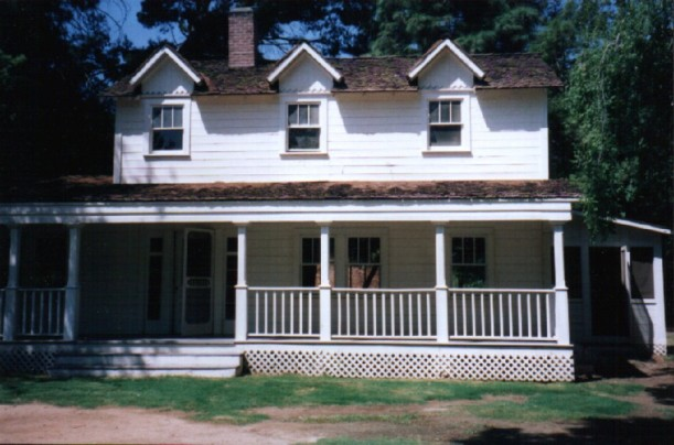 The Waltons House