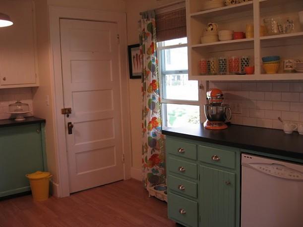 Vintage Sassy kitchen after 2