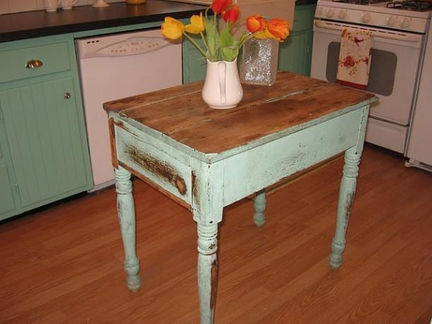 Vintage Sassy kitchen after 3