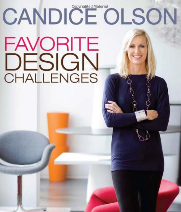 Candice Olson Book Favorite Design Challenges