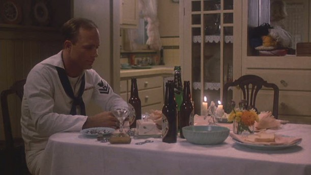 Ed Harris-dining rm table