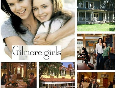 """Gilmore Girls:"" Dragonfly Inn and Scenes from Stars Hollow"
